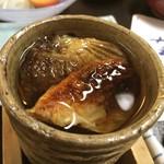 芸州 - ひれ酒