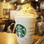スターバックス・コーヒー - ベイクド チーズケーキ フラペチーノ