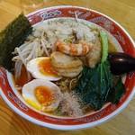 旭川ラーメン好 - 海の味噌ラーメン(950円)