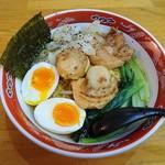 旭川ラーメン好 - 海の塩ラーメン(950円)