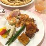オリーブ・キッチン - 前菜
