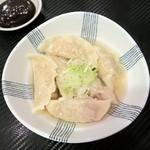 古武士 - 水餃子¥300