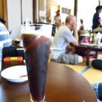 南横浜ビール研究所 - ポーター+バニラアイス
