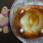 52429115 - デンマーク クリームチーズペストリー