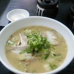 52429325 - チャーシュー麺