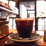 バーミリオン espresso bar & info. - 2016.6 アイスアメリカーノ