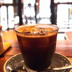 バーミリオン espresso bar & info. - 2016.6 アイスアメリカーノ 本当に美味しい♡
