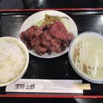 52430671 - 牛タン(2.0)定食
