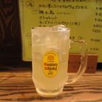 なお吉 - 瀬戸内レモンハイボール