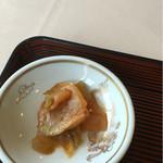 上海菜館 - ザーサイ