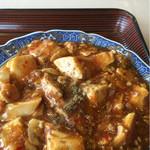 上海菜館 - 麻婆豆腐
