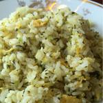 上海菜館 - 高菜炒飯