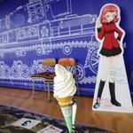 パンツァーフォー - 特選ソフトクリーム324円(税抜)