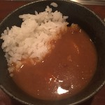 扇の牛TOKYO - 食べ放題カレー 0円