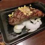 いきなり!ステーキ - US産アンガス牛サーロインステーキ200g1600円