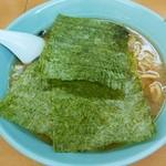 極楽汁麺 らすた - 極楽汁麺 らすた@日吉 ラーメン