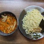 破天荒 - 赤つけ麺