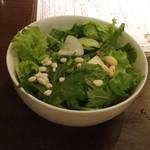 52441926 - おかわり自由 近江野菜サラダ