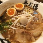 永斗麺 - さんま醤油