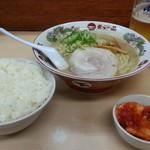 52442914 - キムチ定食(こってり大)+ライス大盛り