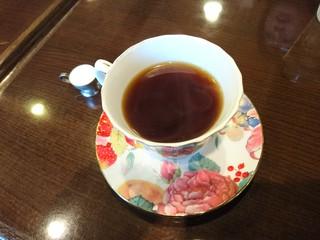 小田珈琲館 - アメリカンコーヒー 2016年6月