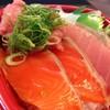 丼丸 - 料理写真:どんまる丼シャリ大盛り(645円)を頂きました。