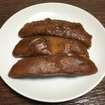 田辺菓子舗 - 料理写真:手作りたなべのかりん糖