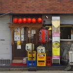 亀千 - 外観も店内も昭和です。