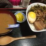 縁 - 豚角煮丼