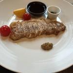 洋食 西原 - 養老豚のステーキ