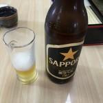 吉野屋 - ドリンク写真:瓶ビール