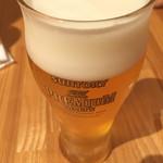 ARATA - 生ビール(プレモル)