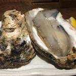 魚真 - 岩牡蠣