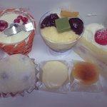 impression gateau SUCRE - ケーキたち