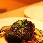 52450432 - 牛ほほ肉の赤ワイン煮