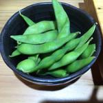 難波 豊丸 - 枝豆