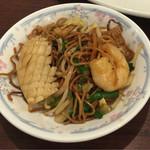 香港料理 蘭 - 香港風焼きそばのど真ん中