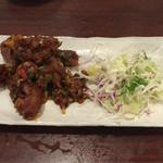香港料理 蘭 - 豚足の香港風