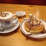 喫茶メルト - ケーキセット