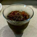 喫茶オリノ - +200円のアイスコーヒー