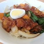 北京 - 咕咾肉丼