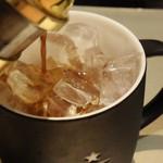 スターバックス・コーヒー - ドリンク写真:グァテマラ エル ソコロ マラカトゥのアイスプレス