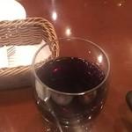 52454629 - 赤ワイン グラス