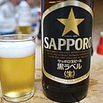 大衆割烹 三州屋 - 瓶ビールは銘柄指定が出来る