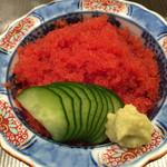 寿司源 藤沢大庭店 - 軍艦より食べ易いと 小皿で超ミニミニ丼を作って下さいました(n´v`n)✨
