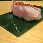 寿司源 藤沢大庭店 - 金目鯛
