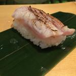 寿司源 藤沢大庭店 - のどぐろ炙り@265円