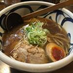麺鮮醤油房 周月 - 周月らーめん<並>(700円)