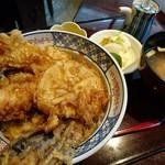 52456730 - 天丼 1,200円