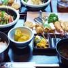 風来屋 - 料理写真:串かつ定食